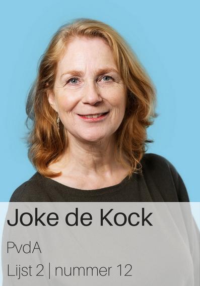 Joke de Kock website