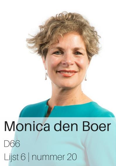 Monica den Boer website