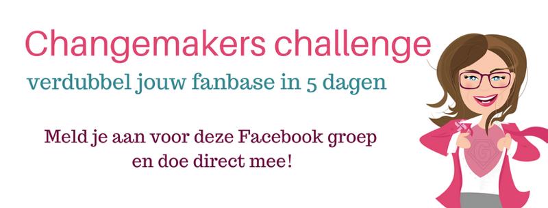 Changemakers challenge