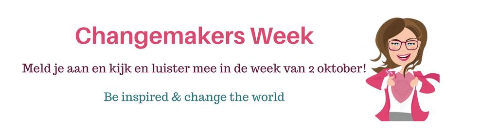 Changemakers Week Logo